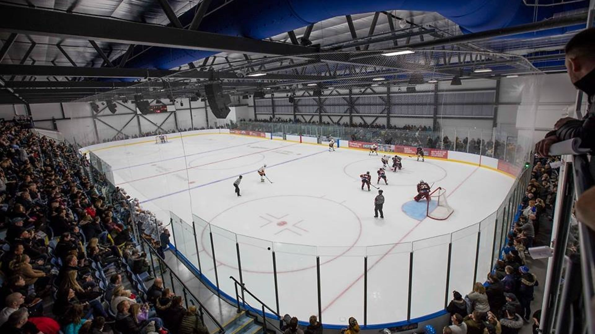 Ice hockey - but where won't it be taking place this summer? (Question six) - Credit: Archant
