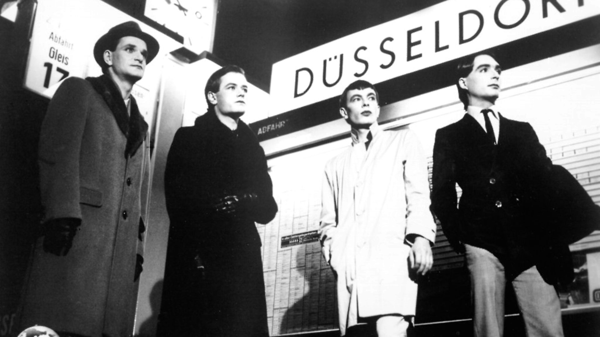 Photo of Kraftwerk. Photo by Fr�hling/Kraftwerk/Getty Images - Credit: Archant