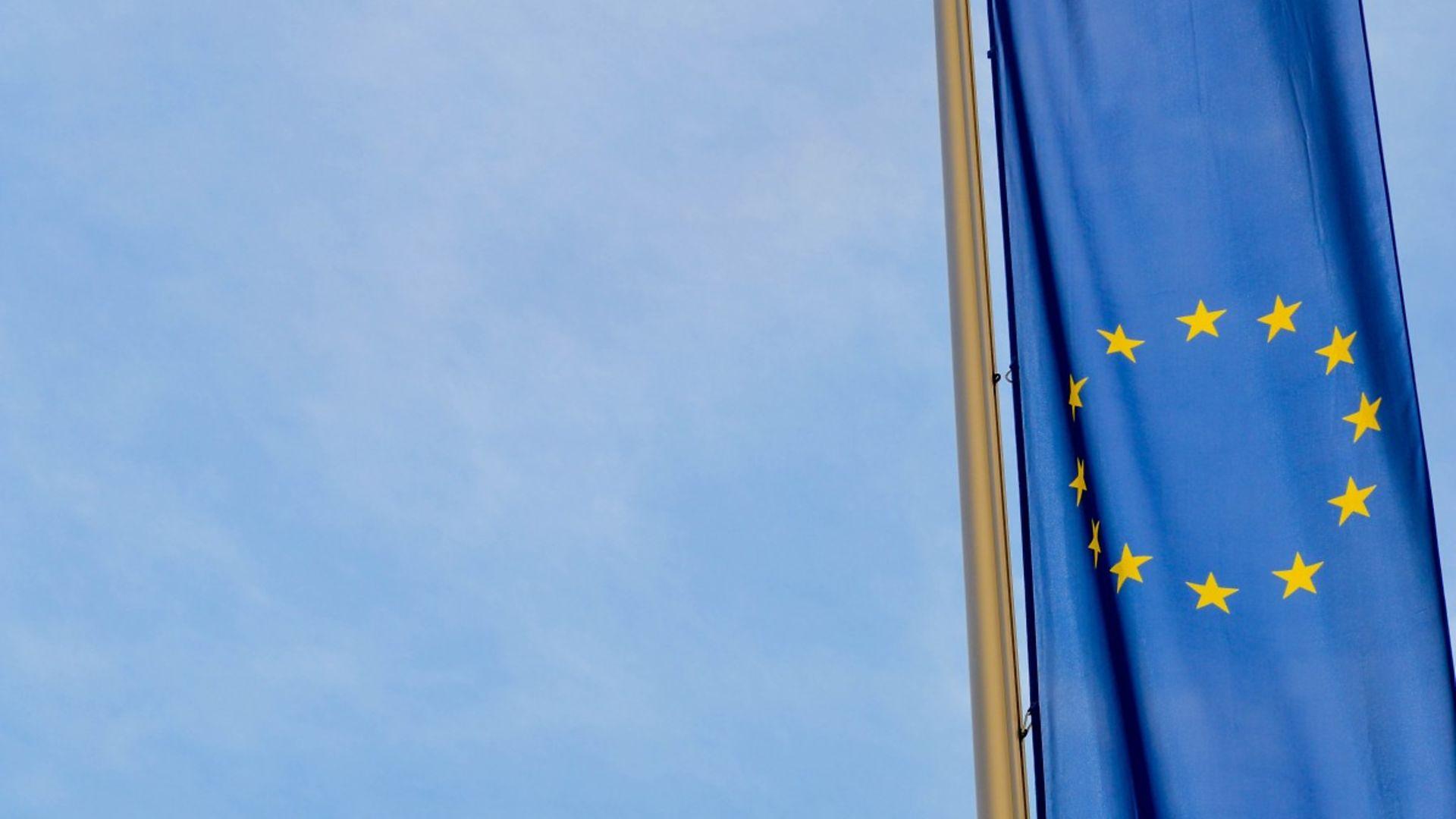 The European flag - Credit: PXHere