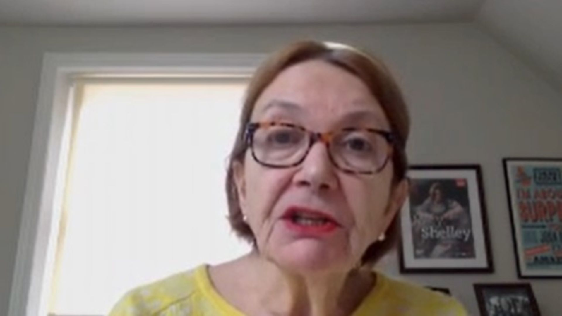 Baroness Bakewell is one of the critics of the Brexit deal - Credit: Parliament Live