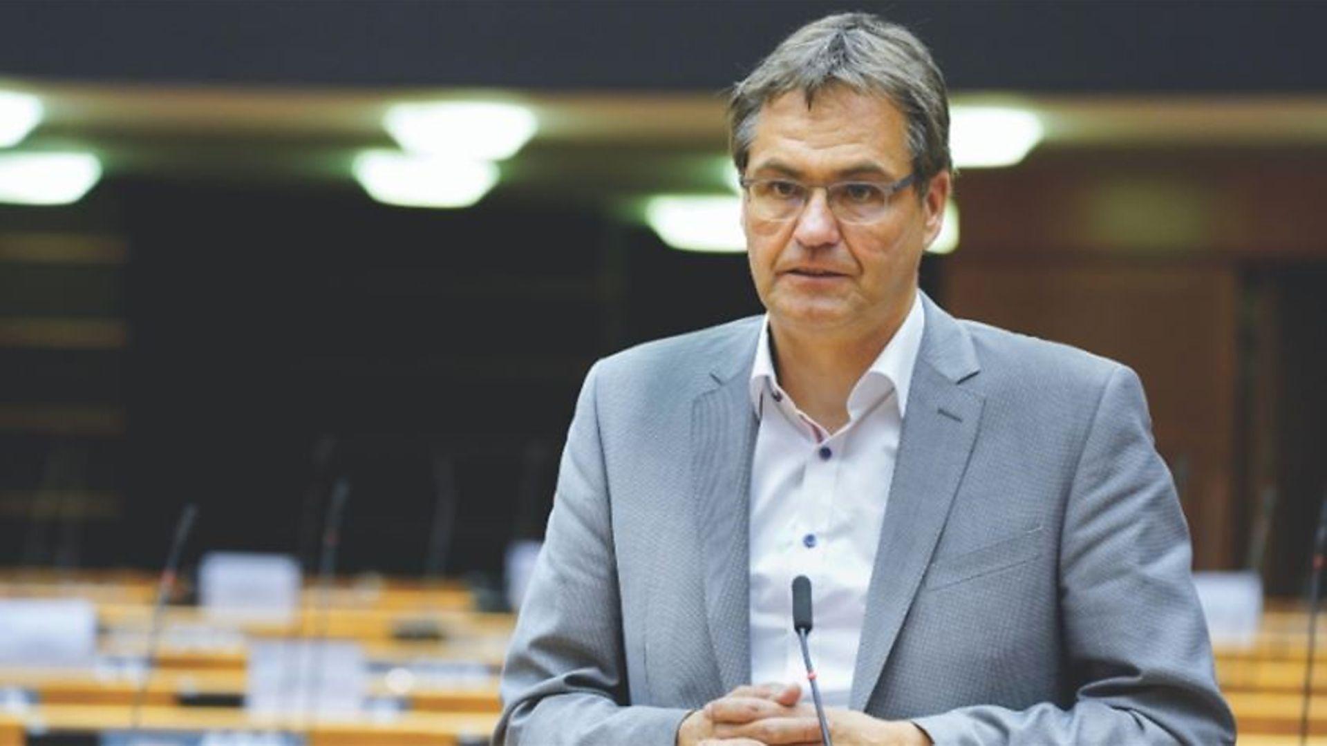 Peter Liese - Credit: European Parliament