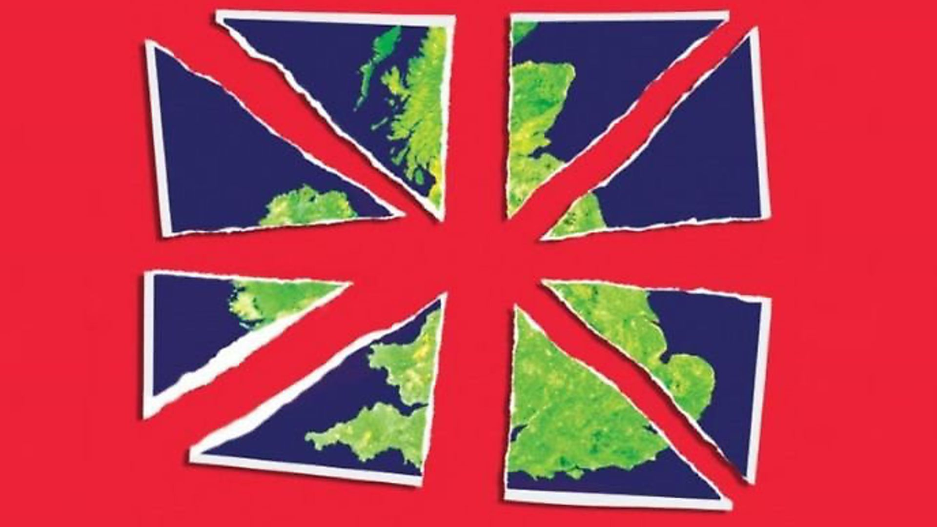 Torn apart? Obituaries for the United Kingdom are already being written. Illustration: Chris Barker/The New European. - Credit: Archant