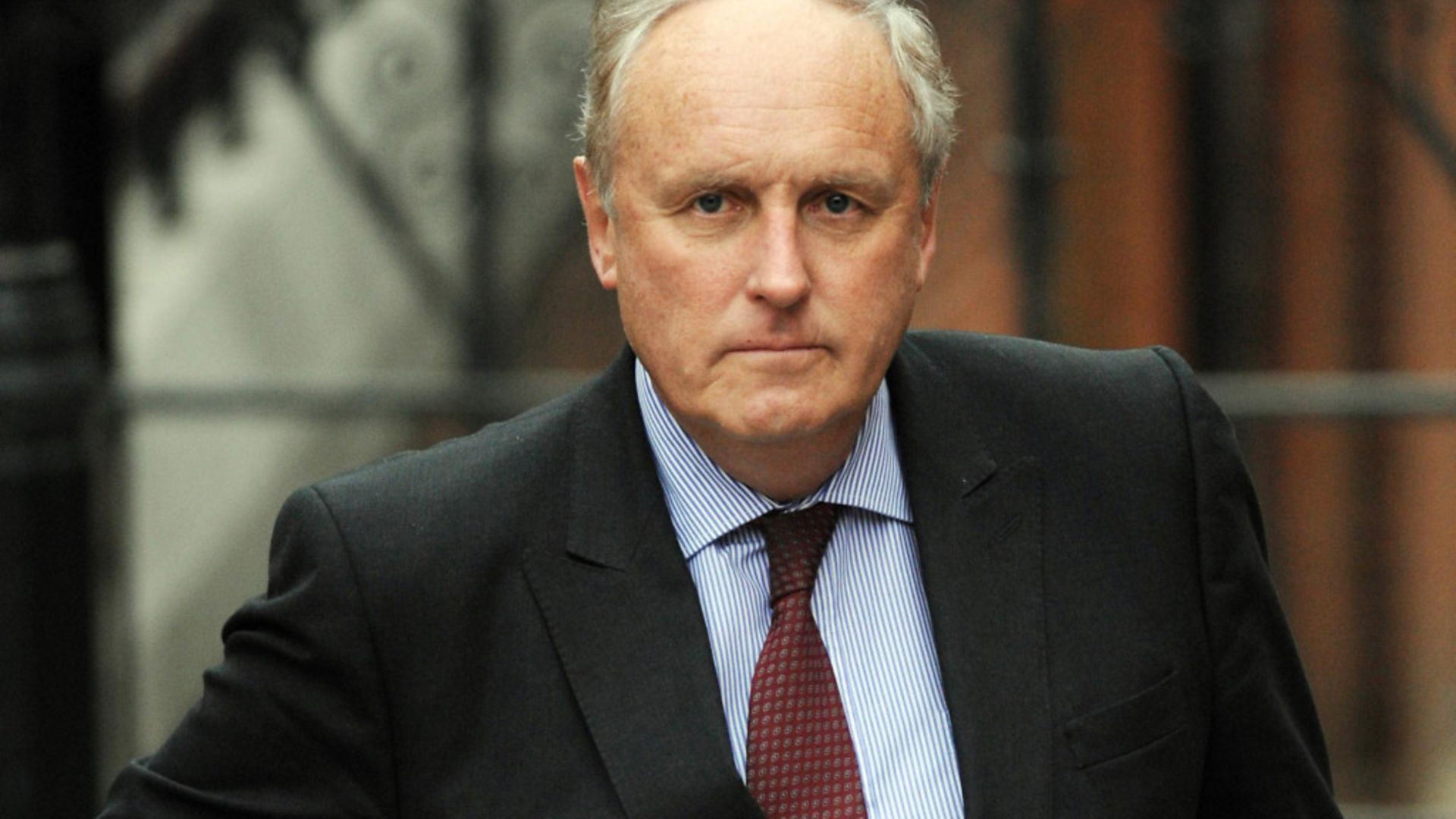 Paul Dacre, editor-in-chief of DMG Media - Credit: PA Archive/PA Images