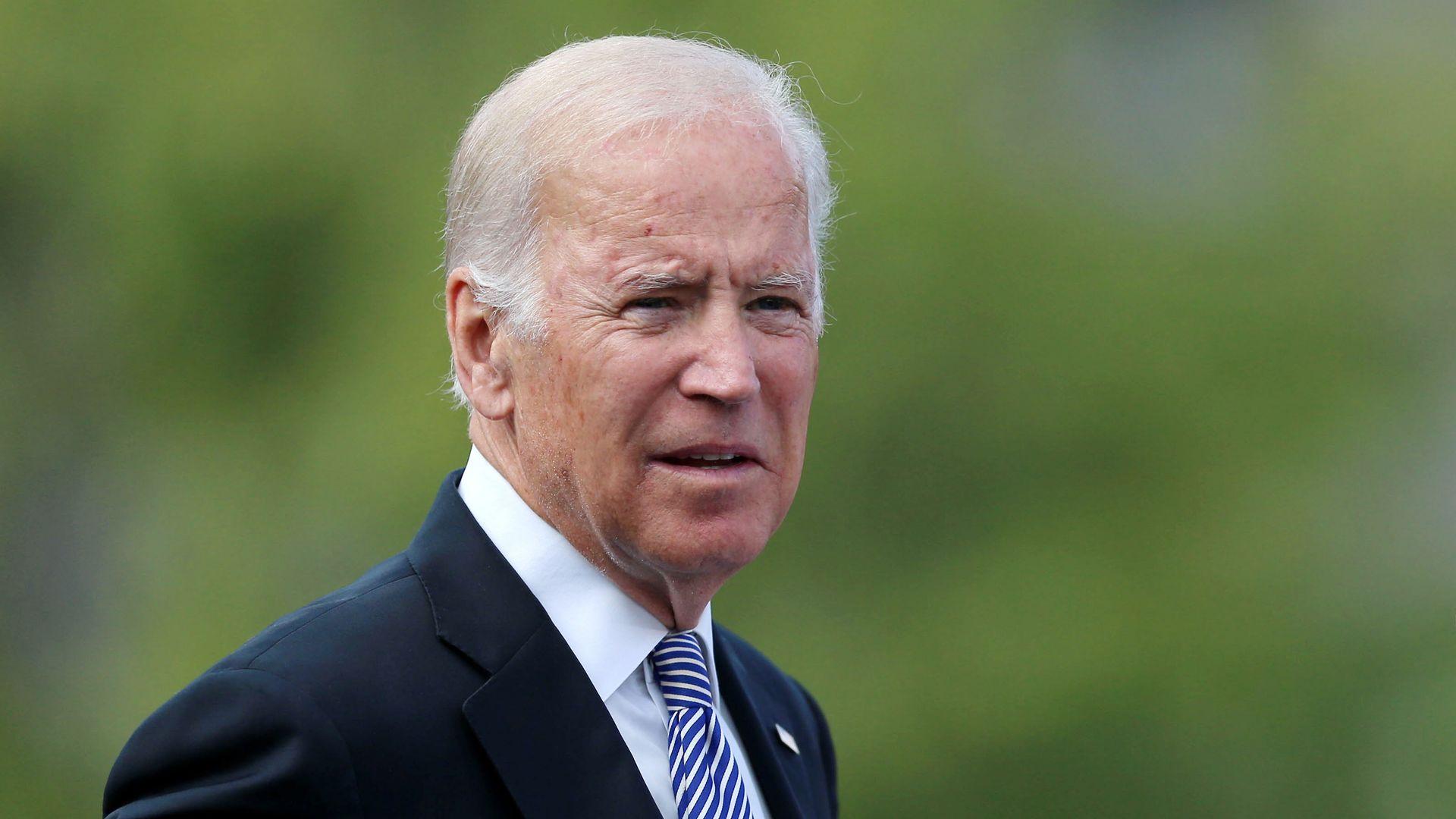 US president Joe Biden - Credit: PA