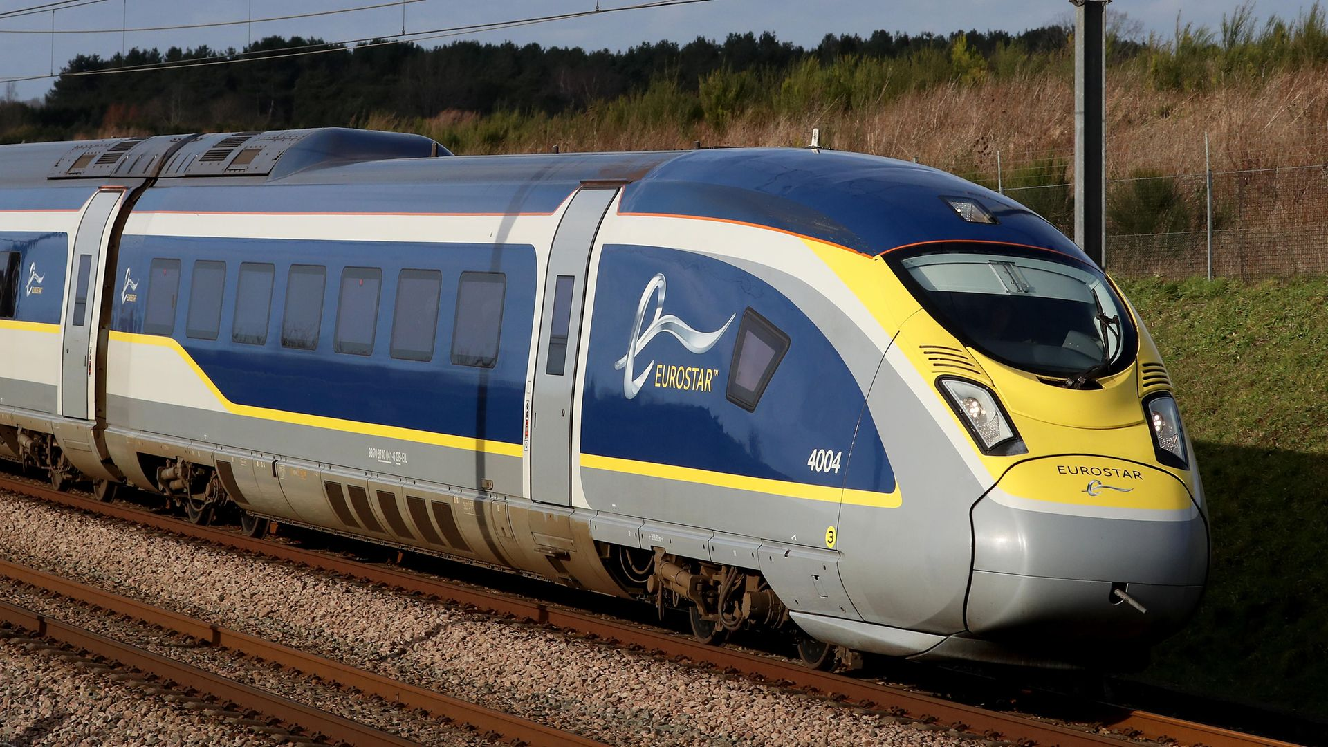 """Grant Shapps told MPs that the government is """"very keen for Eurostar to survive"""" but insisted """"it's not our company"""" - Credit: PA"""