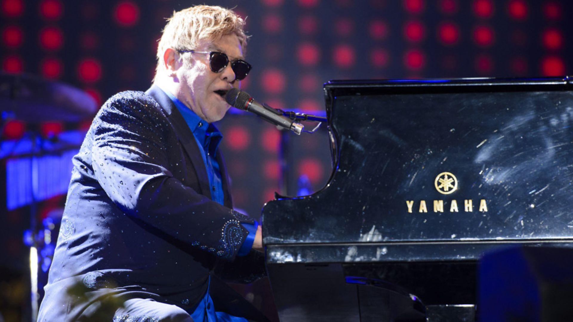 Sir Elton John - Credit: PA Wire/PA Images