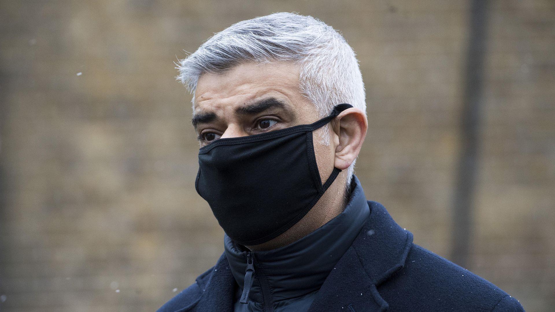 Mayor of London Sadiq Khan has hit back at Jacob Rees-Mogg for calling him 'Red Khan' - Credit: PA