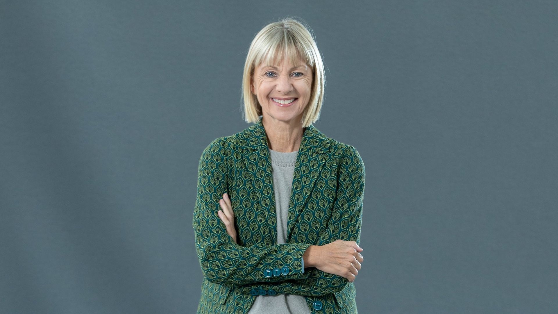 English novelist, non-fiction and short story writer and broadcaster Kate Mosse - Credit: Getty Images