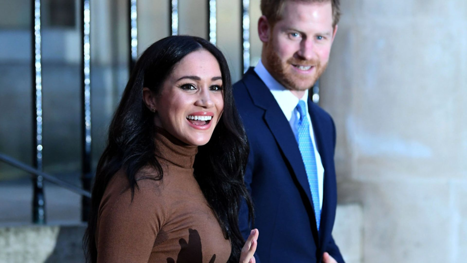 The Duke and Duchess of Sussex - Credit: PA Wire/PA Images