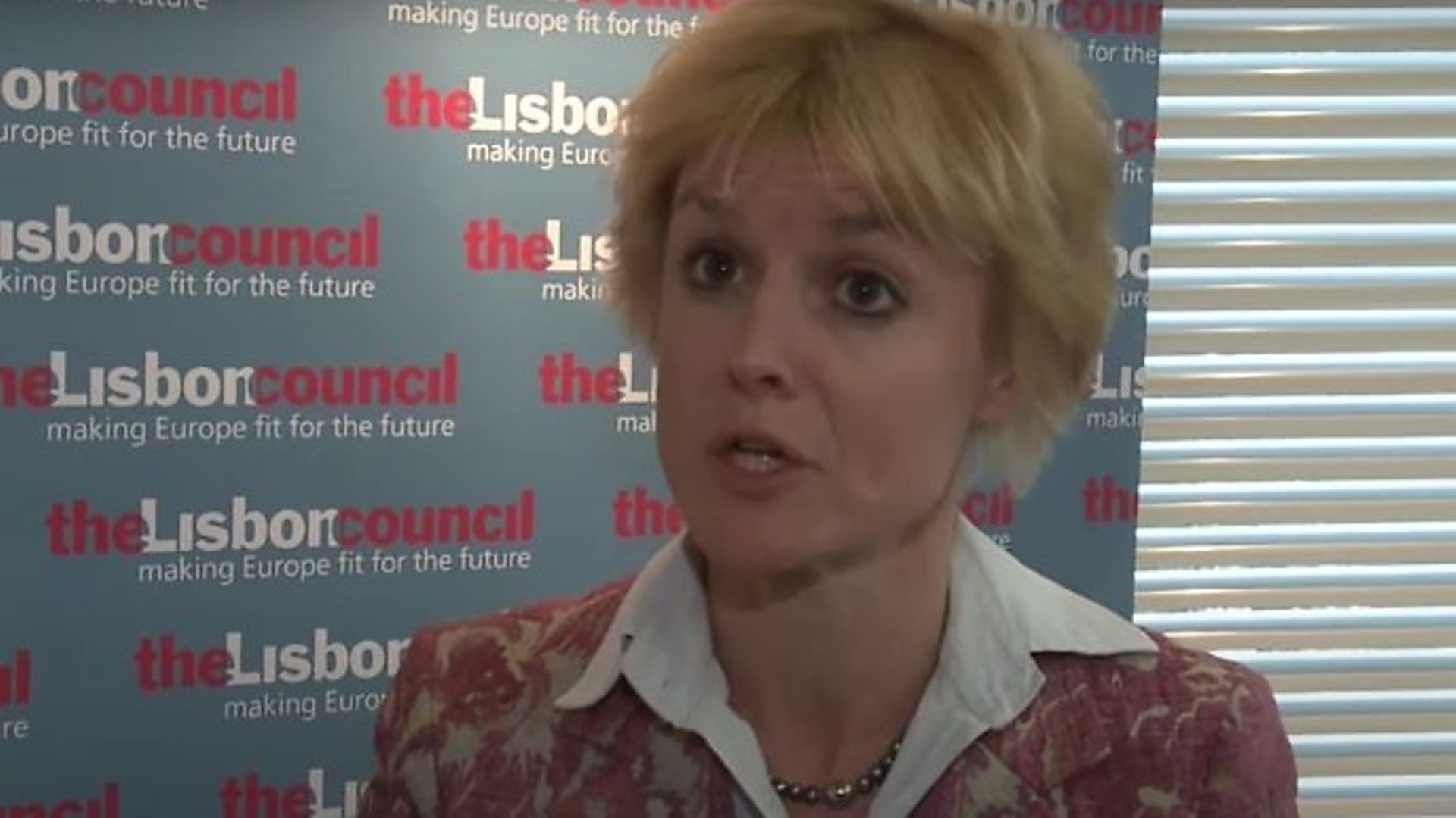 Lykke Friis (pictured above), a former Danish minister, expressed her support for an independent Scotland joining the EU - Credit: YouTube