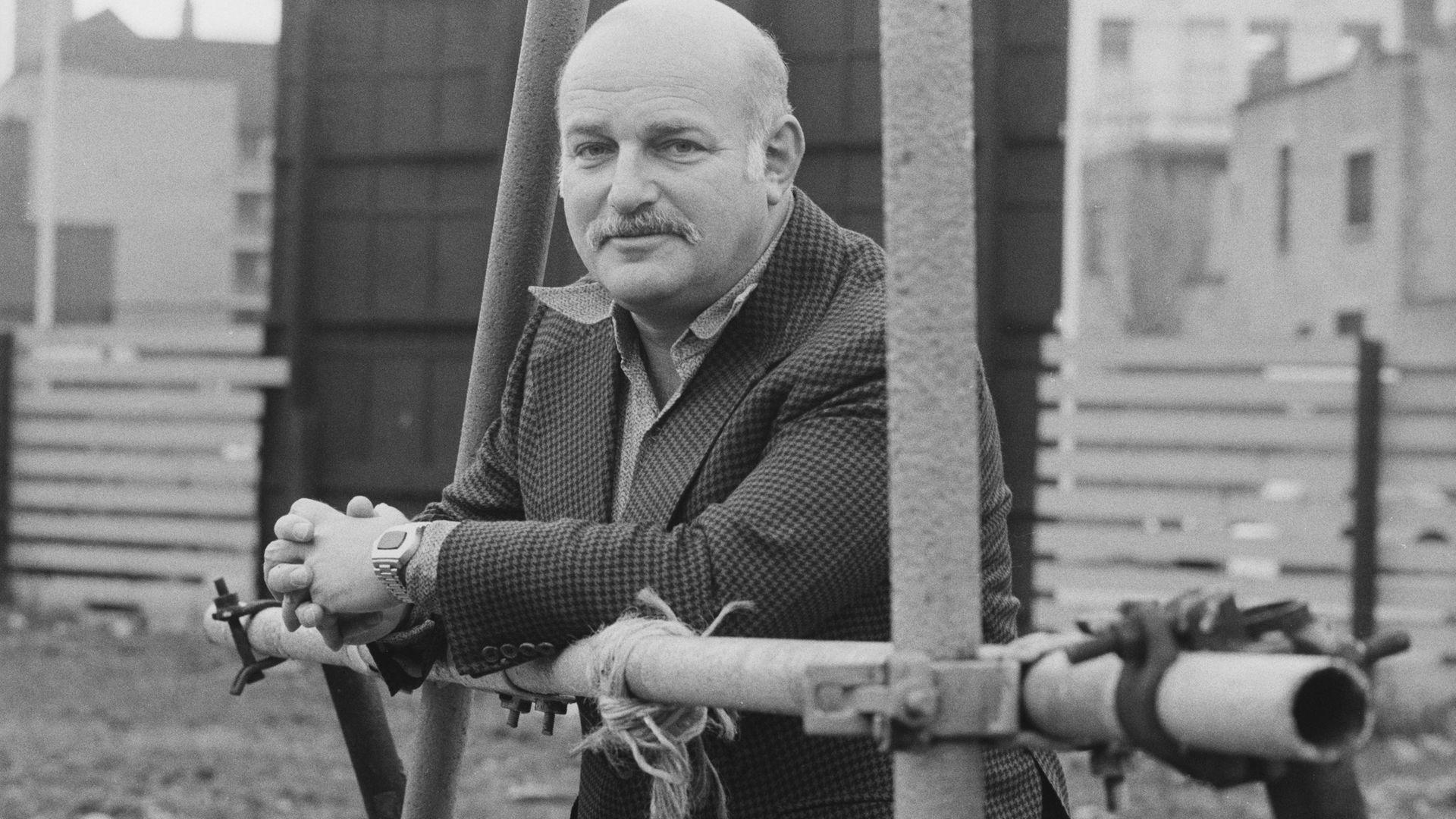 John Schlesinger in 1975 - Credit: Getty Images