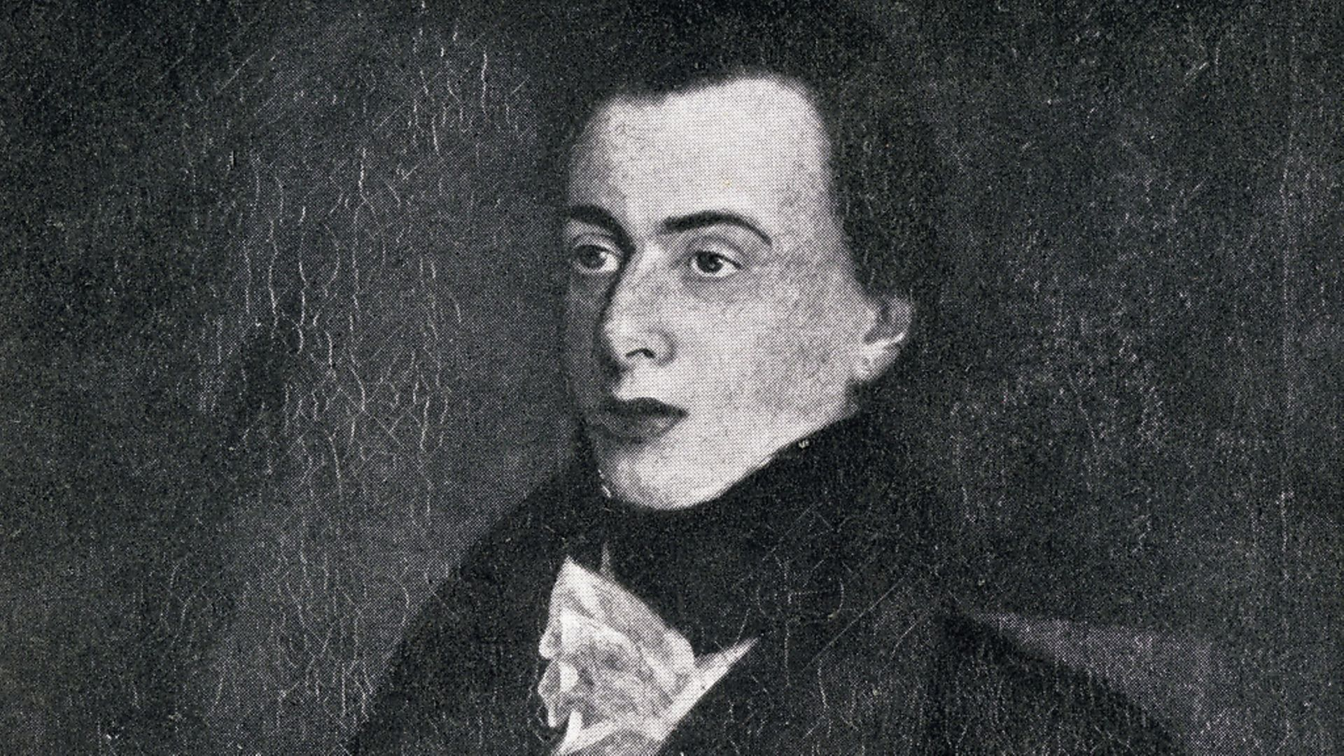 George Borrow,1803-1881. English writer and traveller. From the painting by John Borrow (Photo by Universal History Archive/Getty Images) - Credit: Getty Images
