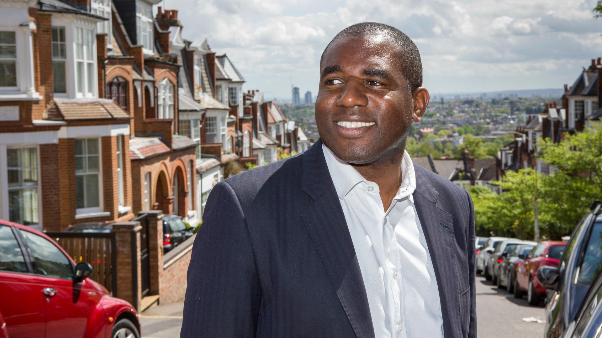 David Lammy admits the election arithmetic presents Labour with a daunting challenge - Credit: Corbis via Getty Images