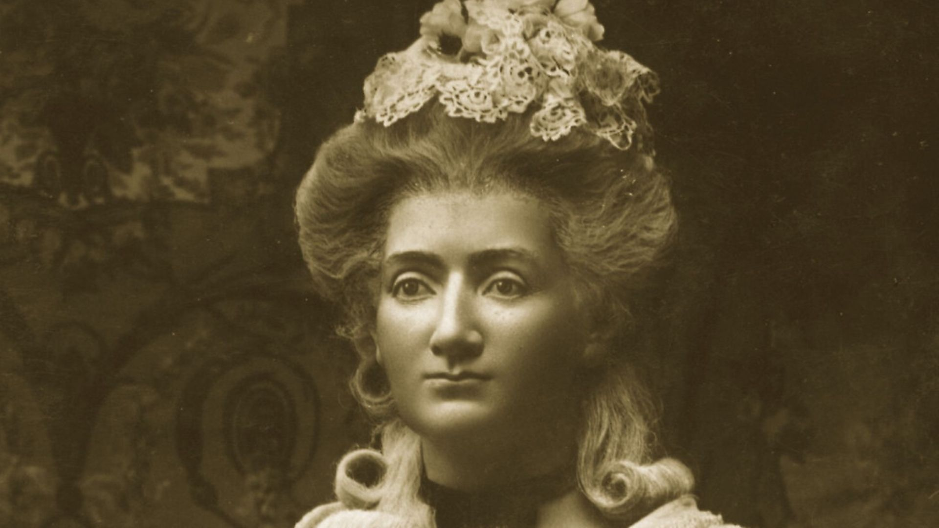 A waxwork of Swiss wax modeller Marie Tussaud (1761 - 1850). In 1835 she set up a permanent exhibition in Baker Street, which was burned down in 1925 and re-opened in Marylebone Road in 1928 as Madame Tussaud's.   Photo: Hulton Archive/Getty Images - Credit: Getty Images