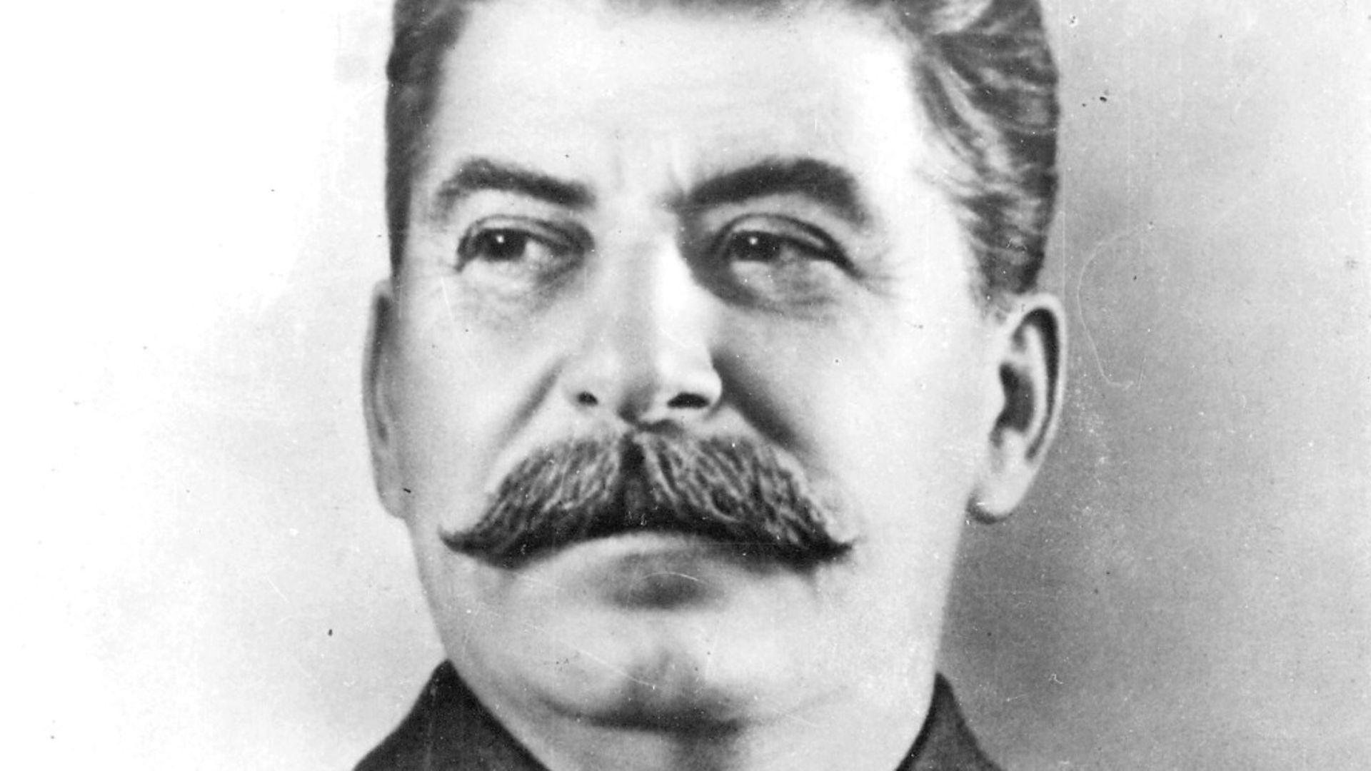 Joseph Stalin - Credit: Wikimedia