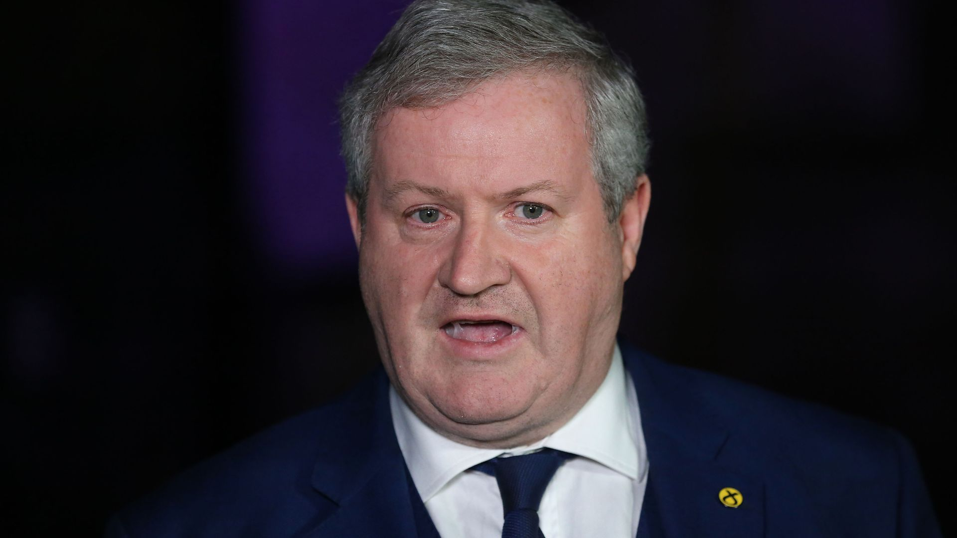 SNP Westminster leader Ian Blackford - Credit: PA