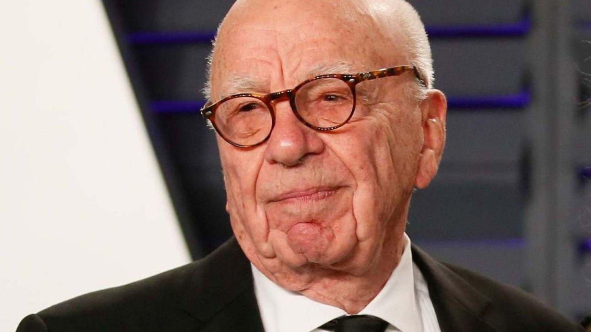 Rupert Murdoch - Credit: PA
