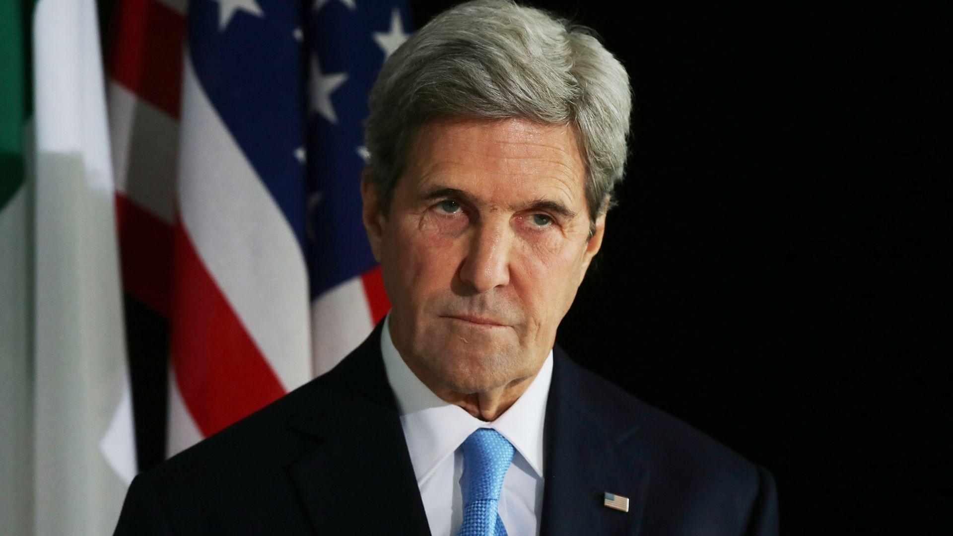 John Kerry is Joe Biden's climate envoy - Credit: PA