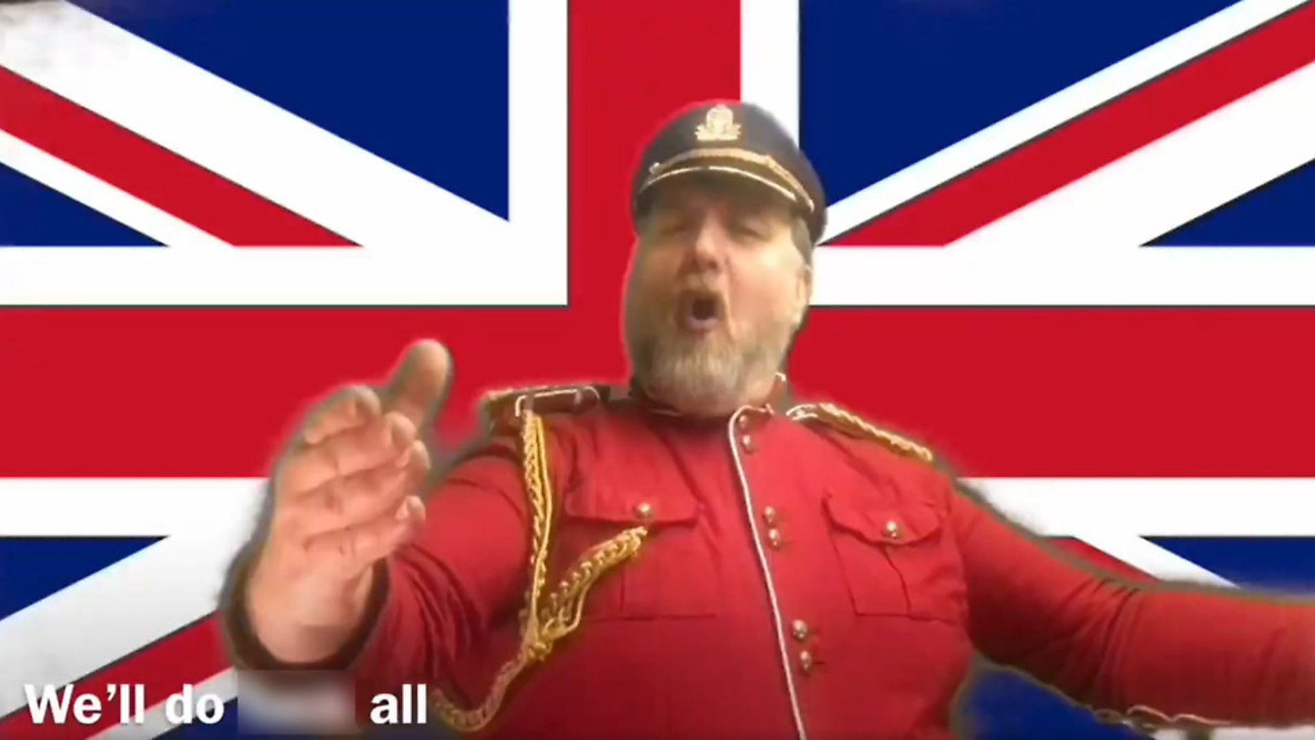Mitch Benn's satirical anthem went viral. Picture: Contributed - Credit: Archant