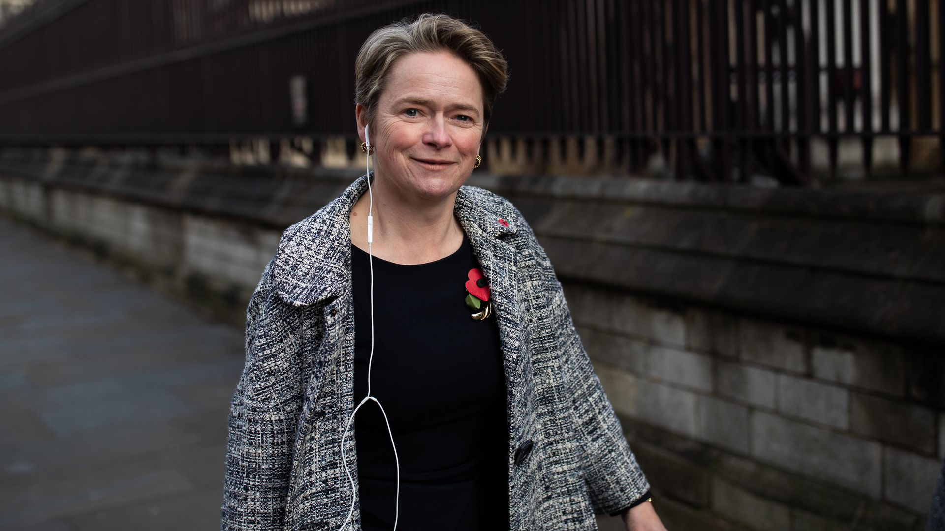 """Baroness Dido Harding, Executive Chair of NHS Test and Trace, in Westminster, London. There is """"no clear evidence"""" the £22 billion Test and Trace scheme contributed to a reduction coronavirus infection levels, a cross-party group of MPs have said - Credit: PA"""