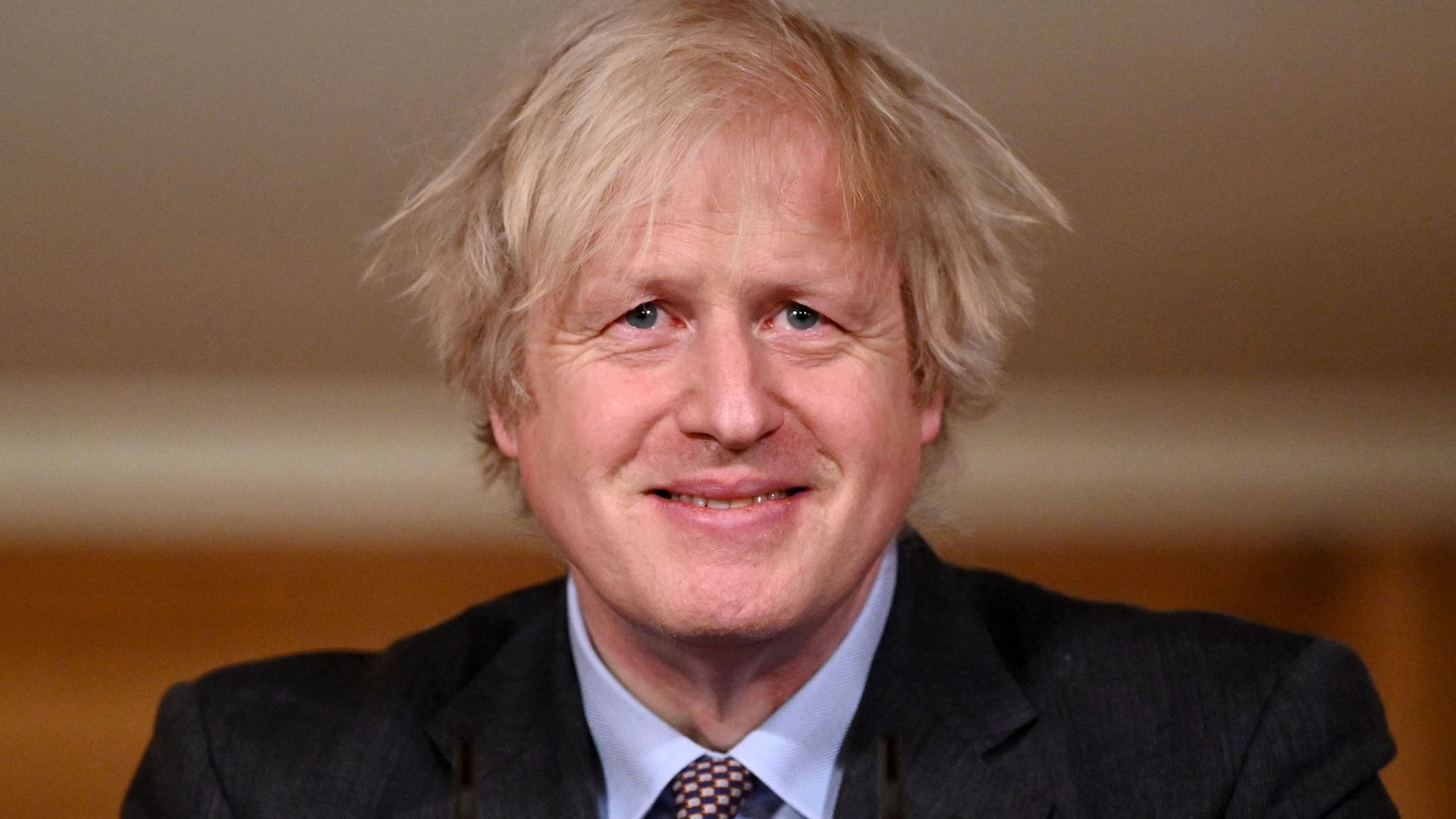 Prime minister Boris Johnson at Downing Street - Credit: PA