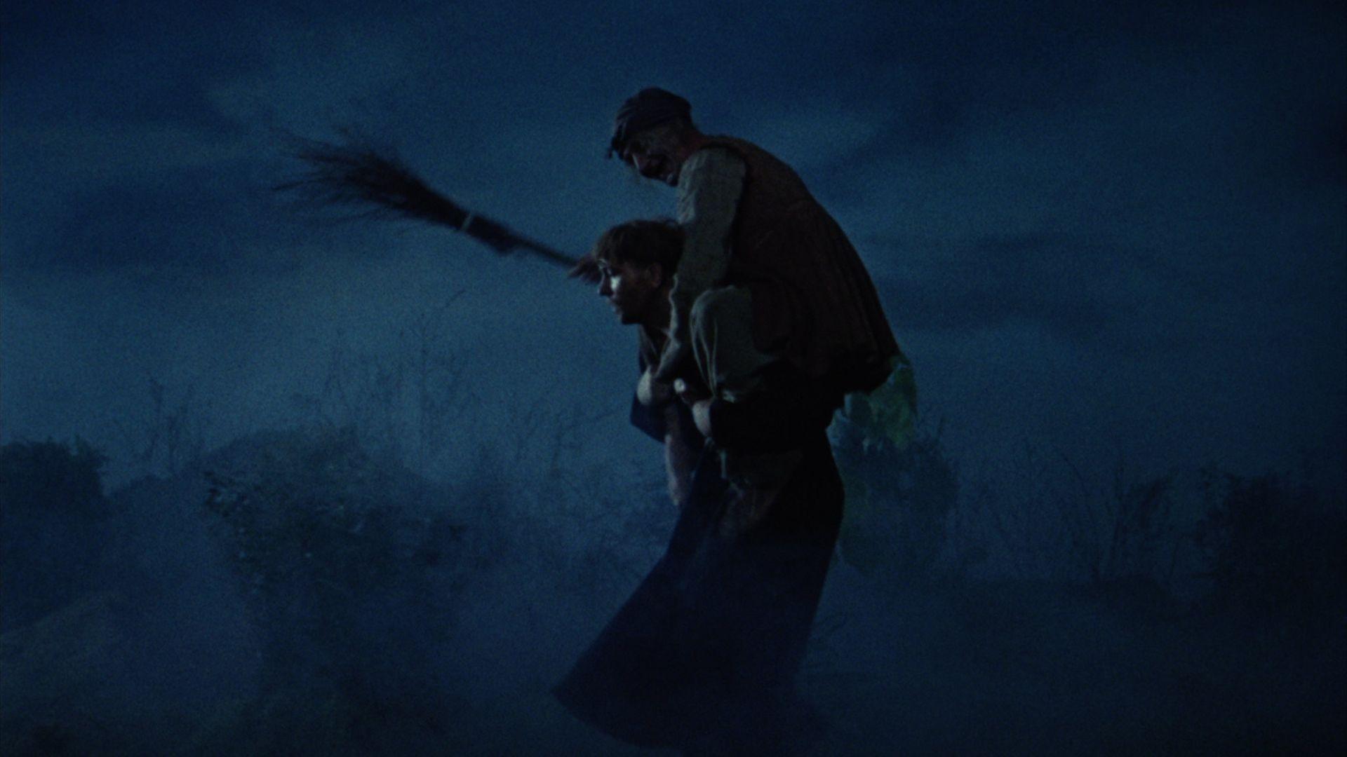 A scene from Soviet fairy tale Viy - Credit: Eureka/ Masters of Cinema