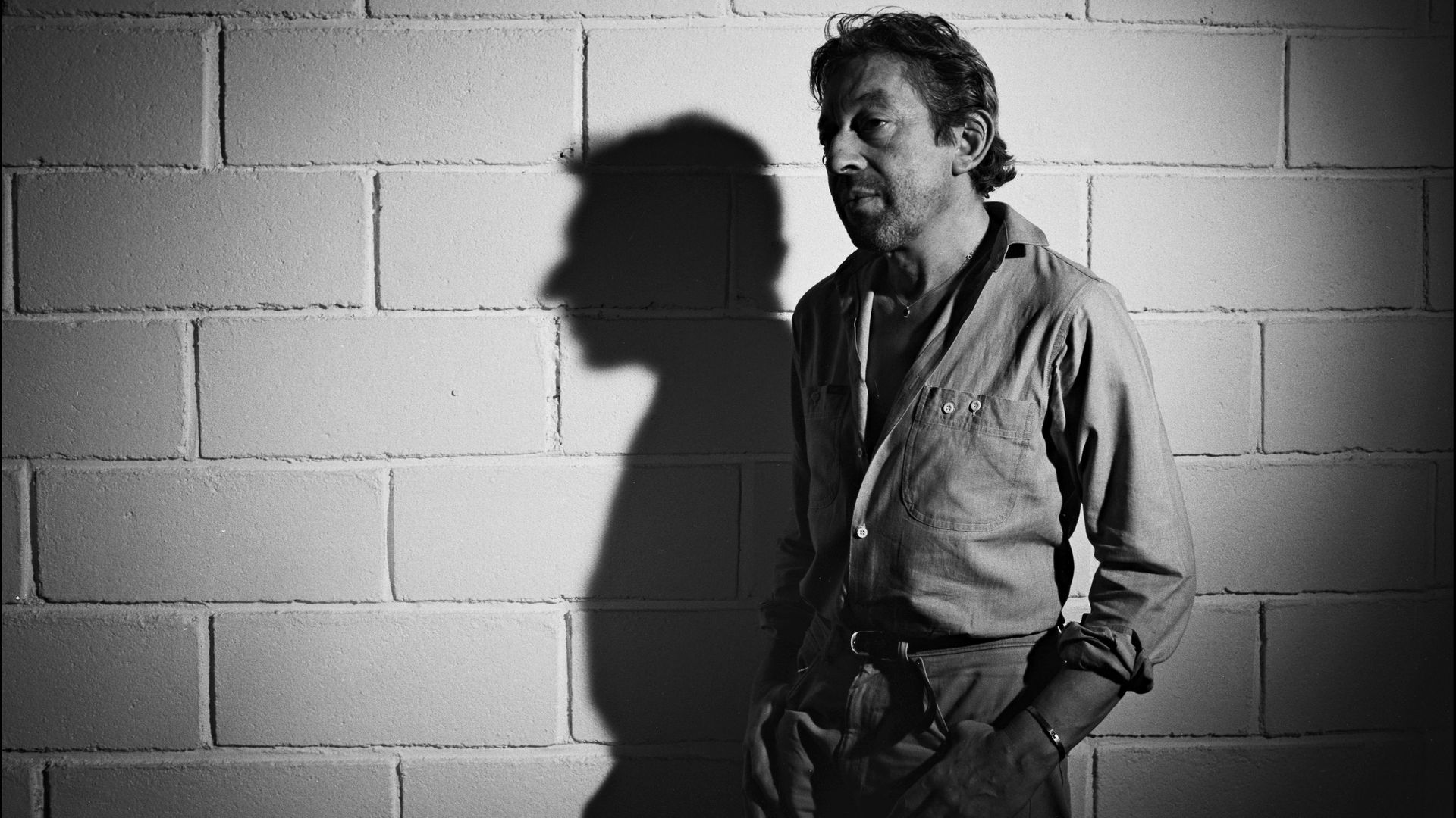 Serge Gainsbourg in 1985 - Credit: Gamma-Rapho via Getty Images