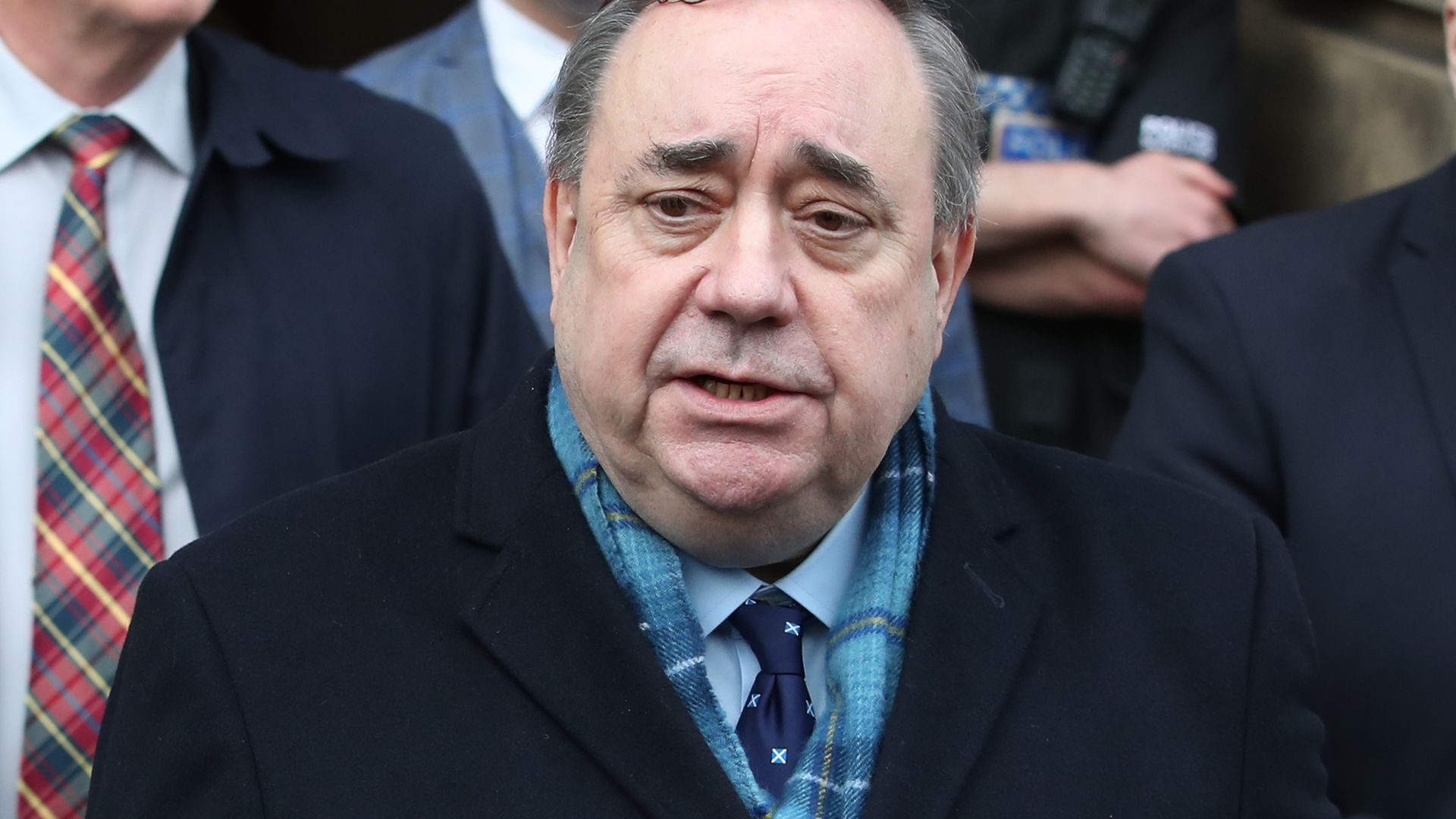 """File photo dated 23/3/2020 of Alex Salmond. The Alex Salmond inquiry has reportedly concluded it is """"hard to believe"""" Nicola Sturgeon did not know of concerns about the former first minister's behaviour before November 2017, as she claimed. Issue date: Friday March 19, 2021. - Credit: PA"""