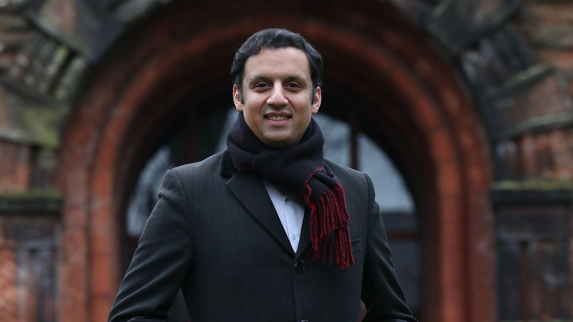 Scottish Labour leader Anas Sarwar - Credit: PA