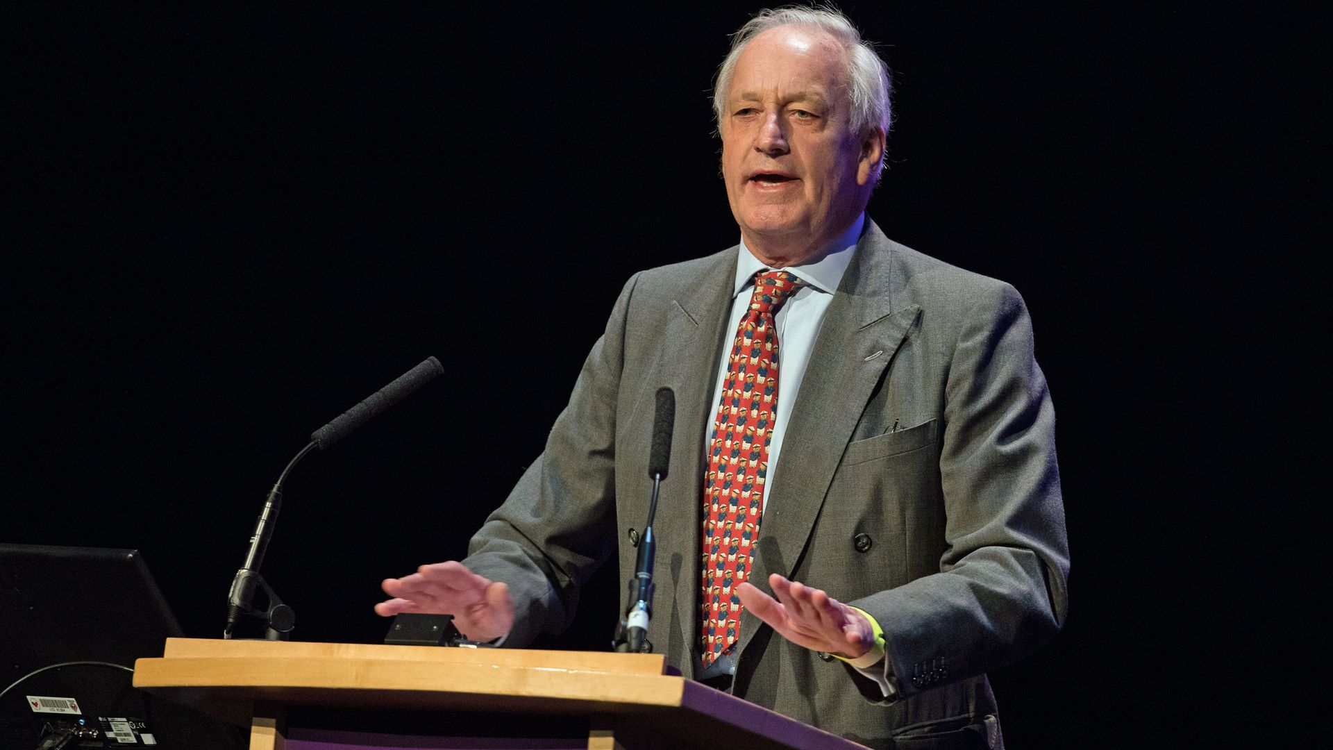 """UKIP leader Neil Hamilton said a candidate's offensive tweets about Islam were """"of no consequence"""" to the election - Credit: PA"""