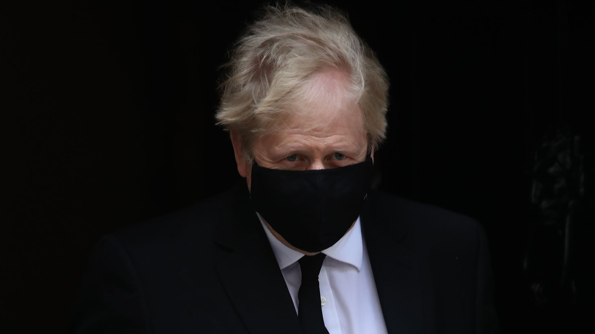 Prime minister Boris Johnson has been accused of lobbying the Premier League on behalf of the Saudi Crown Prince, Mohammed bin Salman - Credit: PA