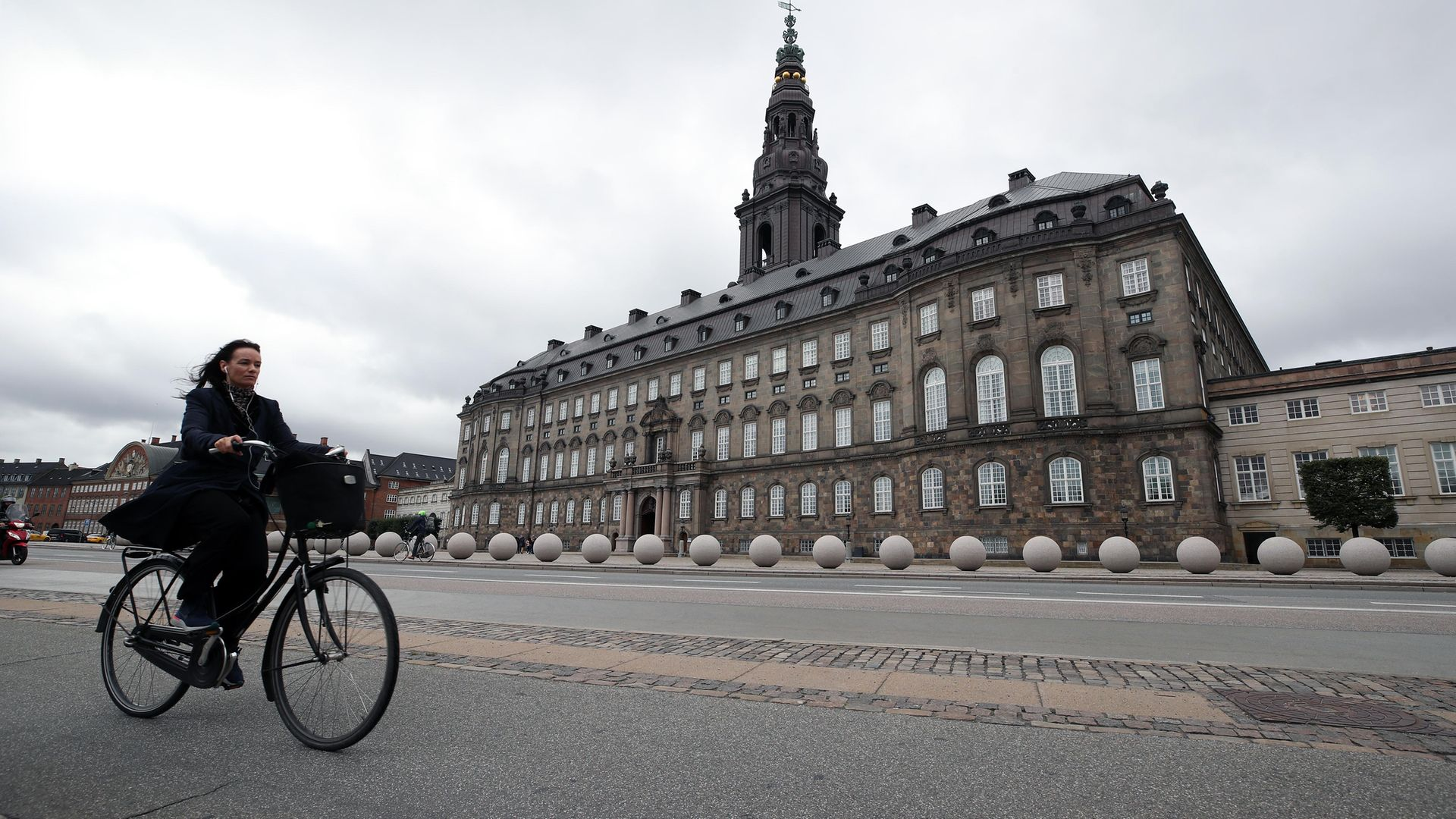 Danish Parliament in Copenhagen, Denmark - Credit: PA
