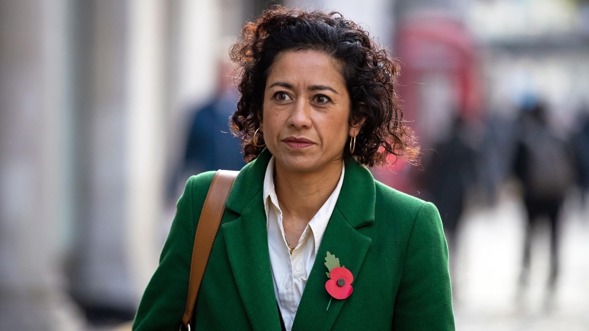 BBC journalist, writer and broadcaster Samira Ahmed - Credit: PA