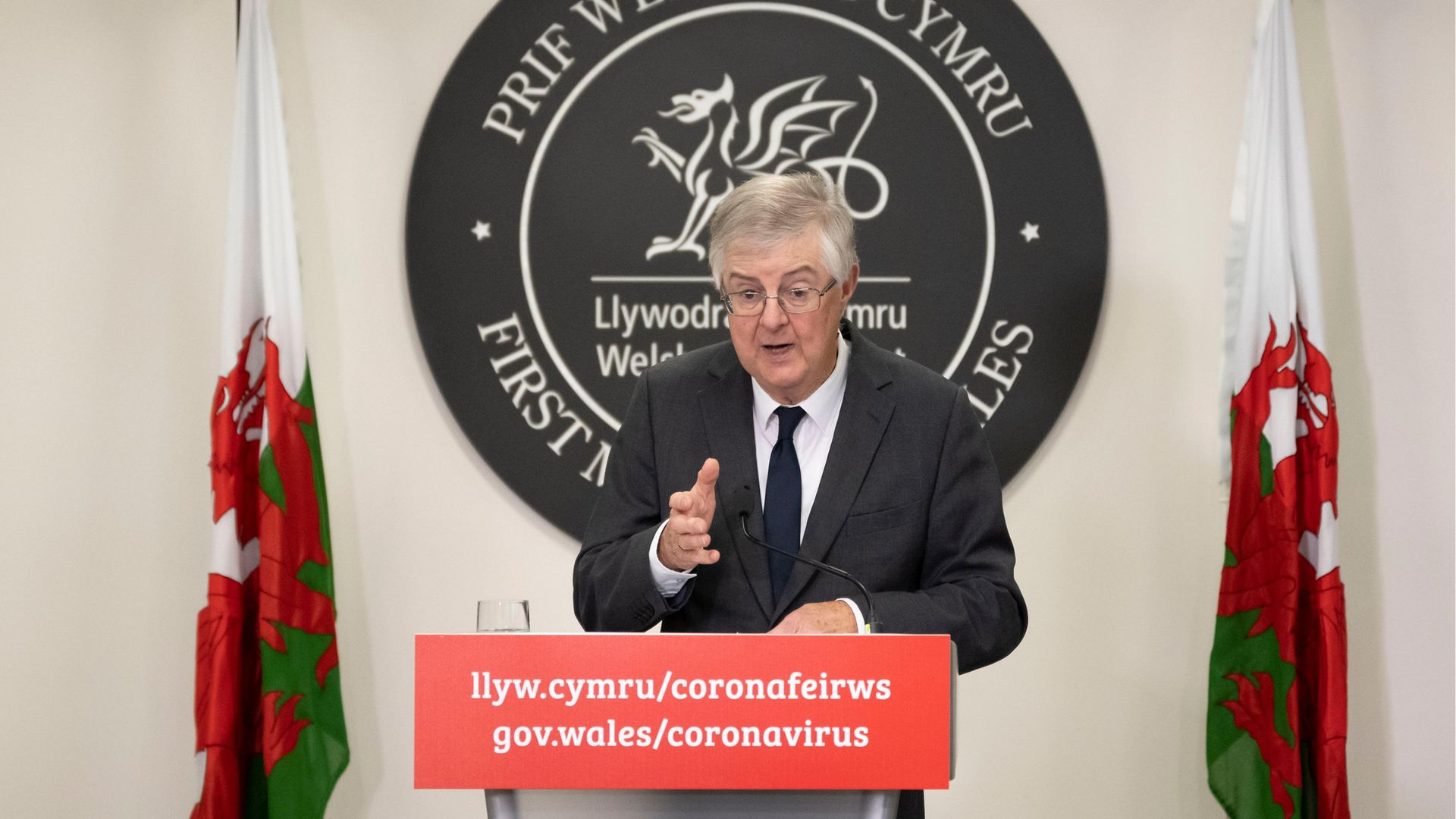 First Minister of Wales Mark Drakeford - Credit: Matthew Horwood/Getty Images