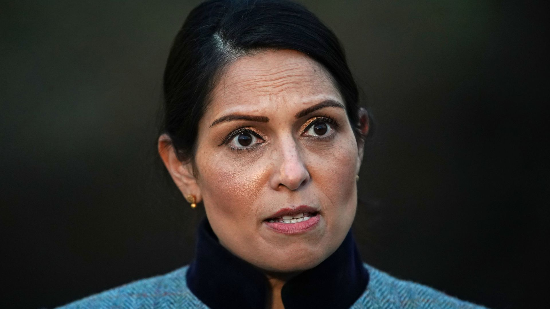 Priti Patel wants to outlaw Atomwaffen Division and list National Socialist Order as its alias - Credit: PA