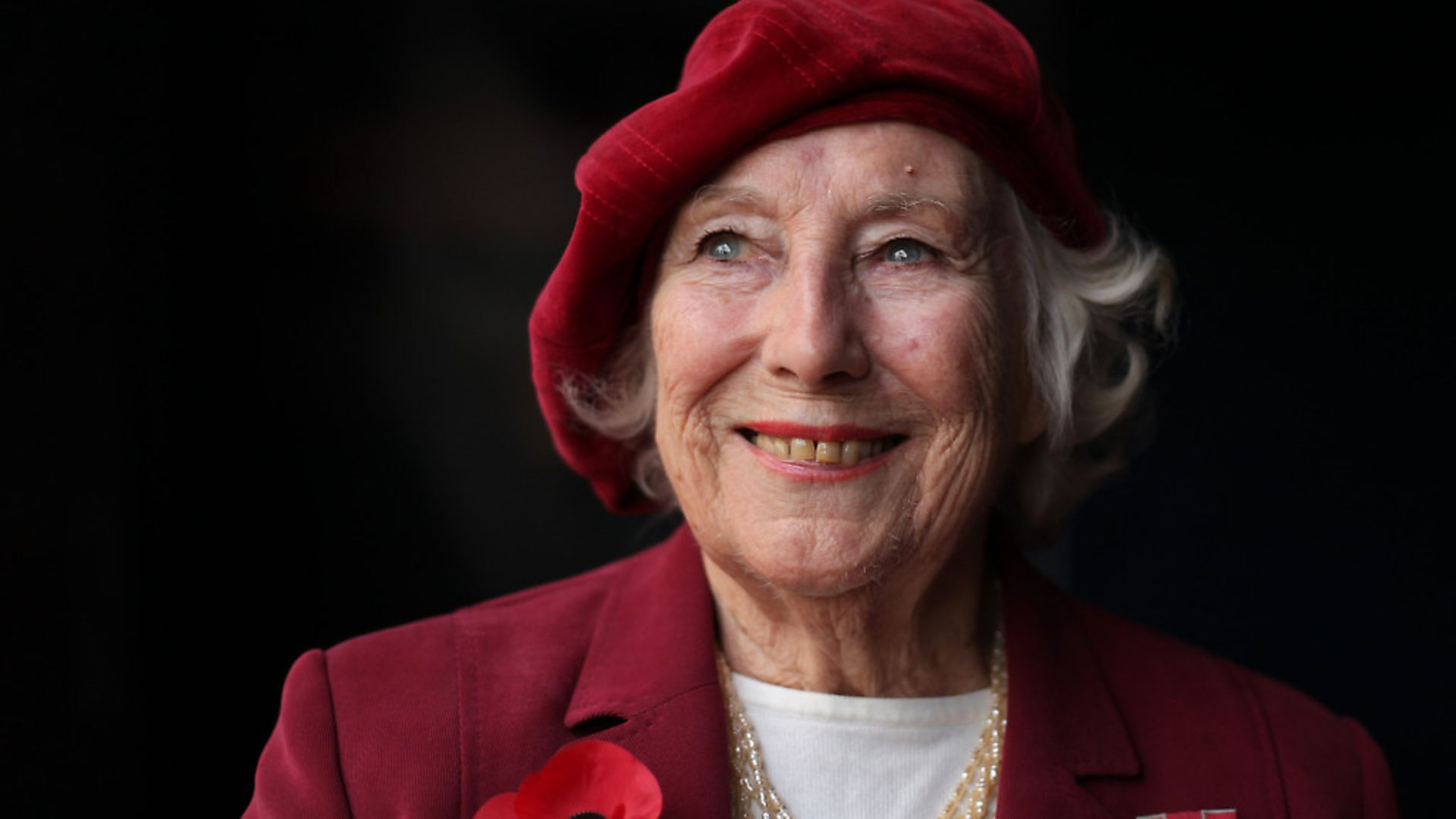 Forces sweetheart Dame Vera Lynn poses for photographs in central London, on October 22, 2009. Picture: SHAUN CURRY/AFP via Getty Images - Credit: AFP via Getty Images