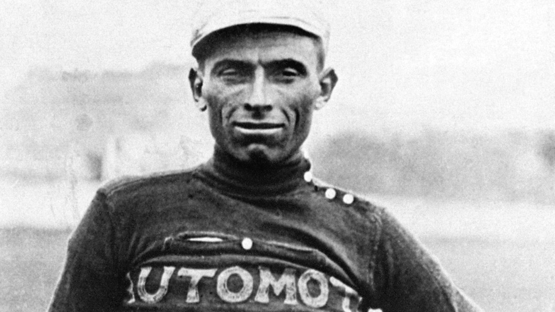 Portrait of Italian cyclist Ottavio Bottecchia taken in the mid 20's who won the Tour de France in 1924 and 1925. Bottecchia became the first rider to wear the yellow jersey of leader during the whole Tour de France after winning the first stage between Paris and Le Havre 22 June 1924. (NB)        (Photo credit should read STAFF/AFP via Getty Images) - Credit: AFP via Getty Images