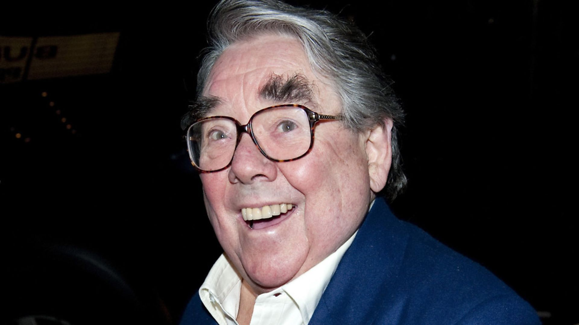 Ronnie Corbett Arriving For The Burke And Hare Premiere As Part Of The 54Th Bfi London Film Festival At The Curzon Cinema In Chelsea, London. (Photo by Mark Cuthbert/UK Press via Getty Images) - Credit: UK Press via Getty Images