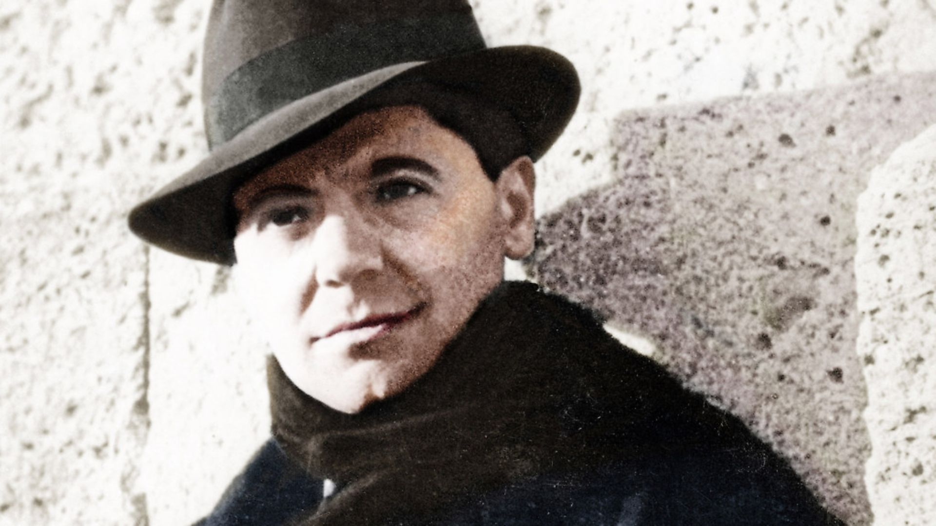 Jean Moulin (1899-1943), member of the French Resistance during World War II. In 1939. Coloured photograph. (Photo by adoc-photos/Corbis via Getty Images) - Credit: Corbis via Getty Images