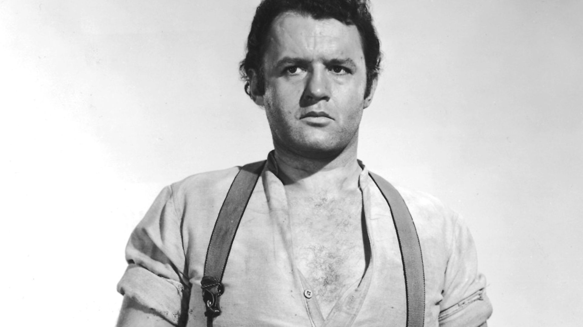 American actor Rod Steiger.  (Photo by Hulton Archive/Getty Images) - Credit: Getty Images