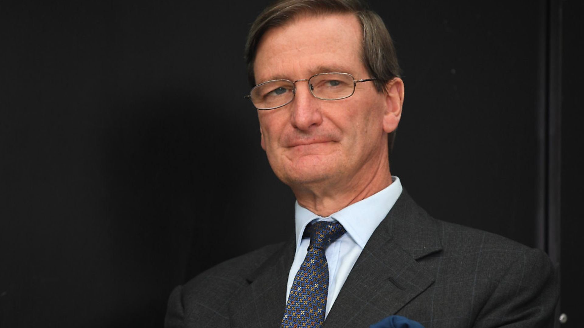 Dominic Grieve talks onstage at a 'Let Us Be Heard' rally as Pro-remain supporters gather in Westminster (Photo by Chris J Ratcliffe/Getty Images) - Credit: Getty Images