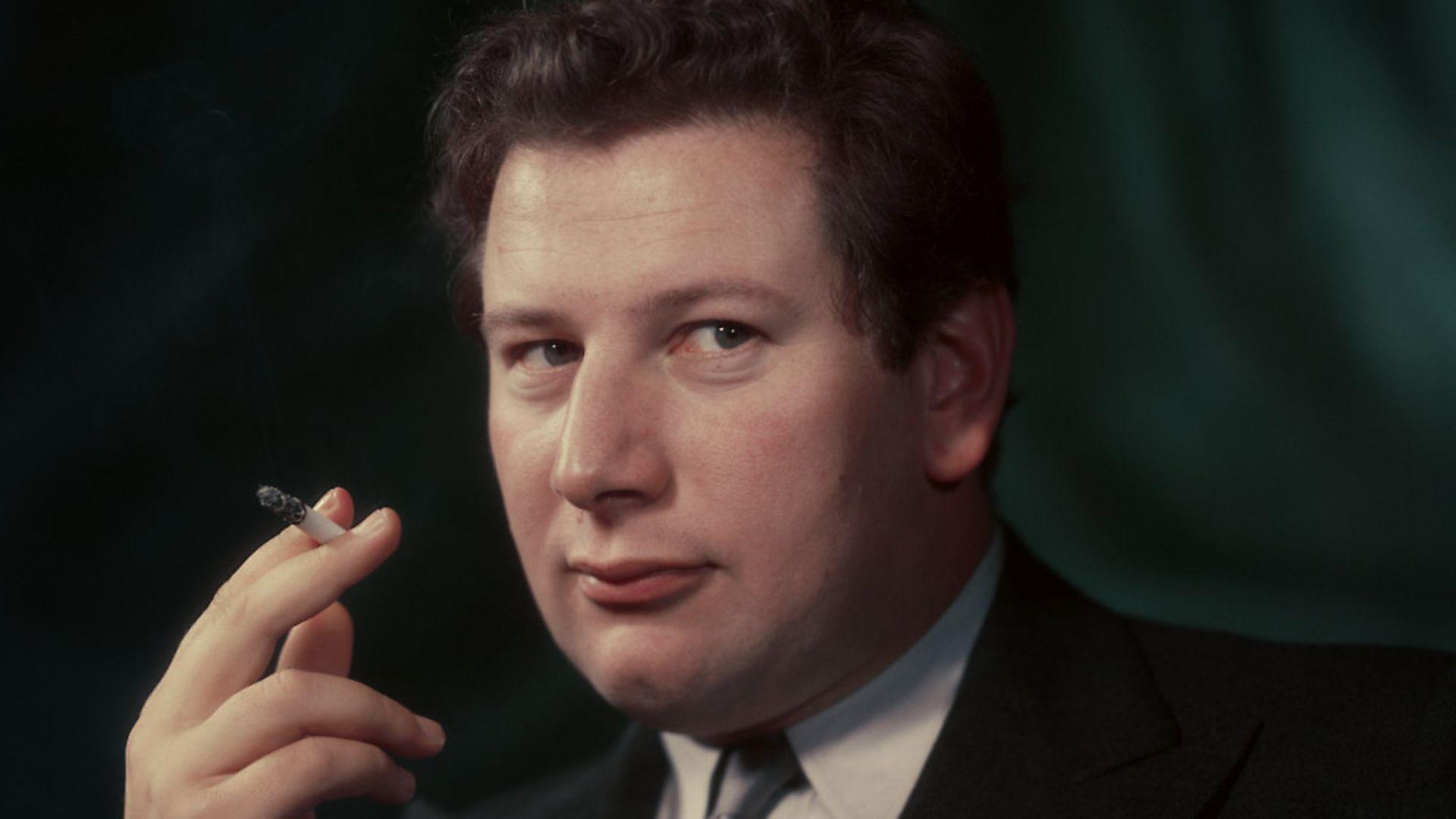 Actor, dramatist and author Peter Ustinov, 1958. Photo: � Hulton-Deutsch Collection/CORBIS/Corbis via Getty Images - Credit: Corbis via Getty Images