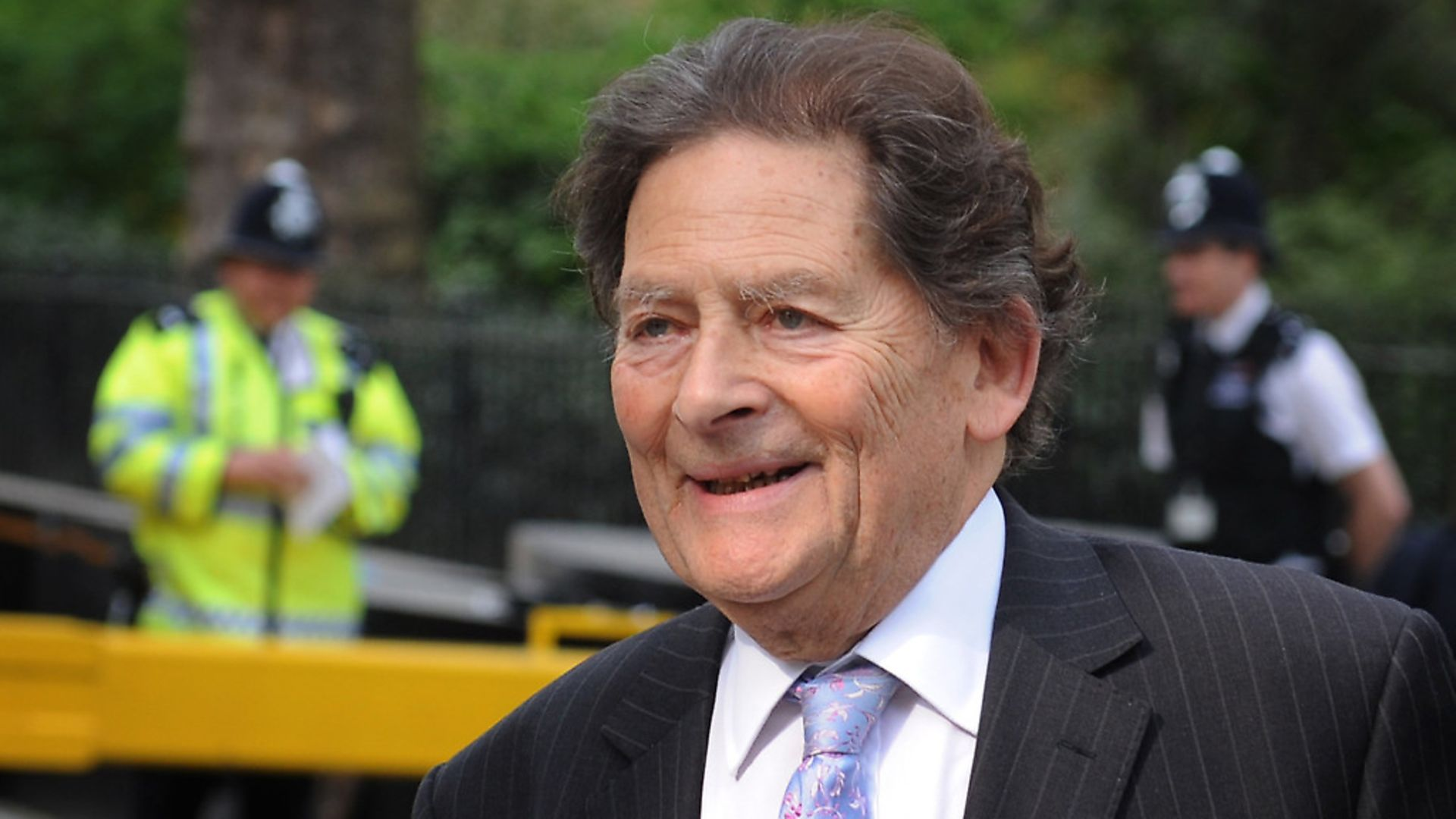 Former Chancellor of the Exchequer Nigel Lawson. Photograph: Stefan Rousseau/PA. - Credit: PA Archive/PA Images