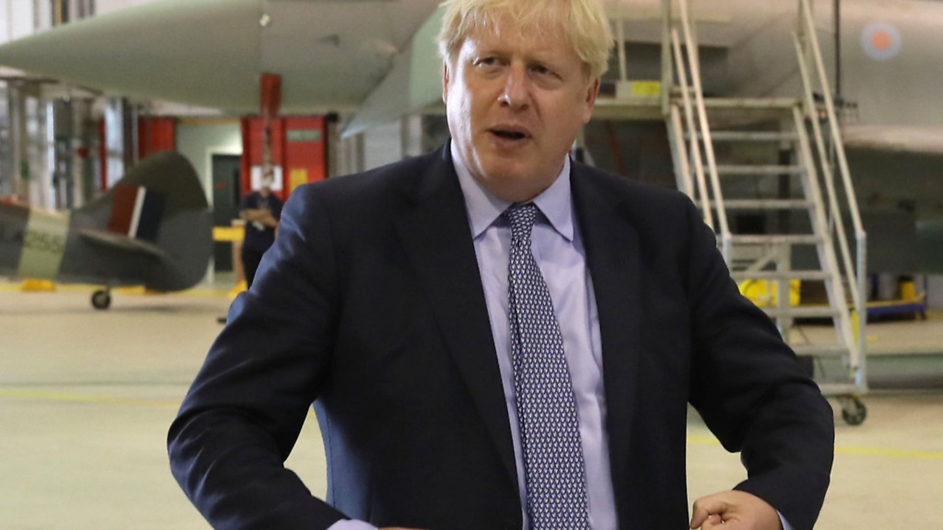 Prime Minister Boris Johnson. Photo: Andrew Milligan - WPA Pool/Getty Images - Credit: Getty Images