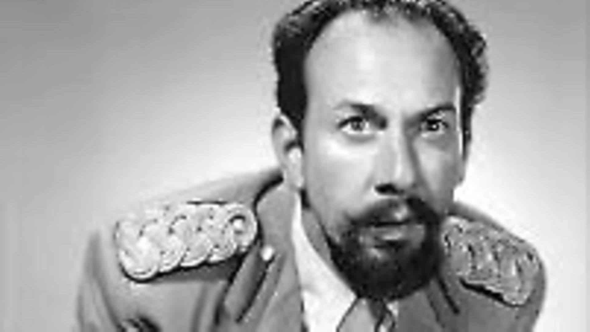 José Ferrer in crisis. Picture: Submitted - Credit: Archant