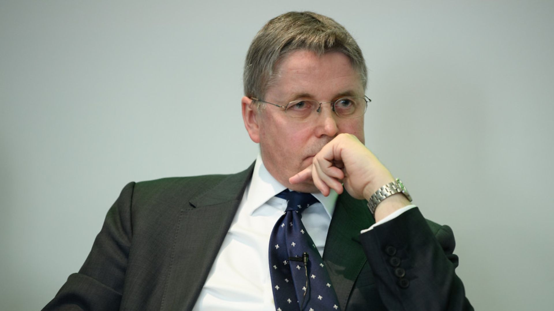 Sir Jeremy Heywood. Photo: Leon Neal/Getty Images - Credit: Getty Images