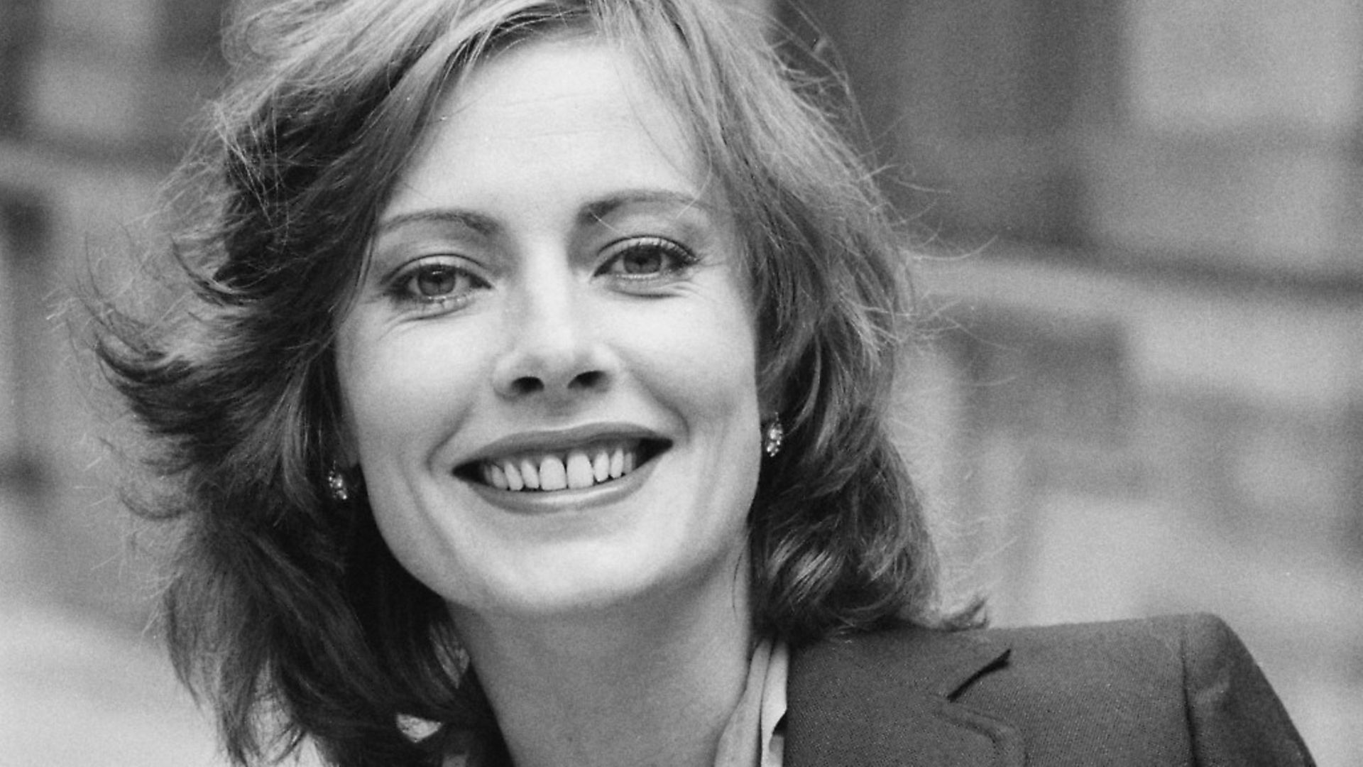 Russian-American actress and author Victoria Fyodorova (1946 - 2012), UK, 28th September 1979. (Photo by Evening Standard/Hulton Archive/Getty Images) - Credit: Getty Images