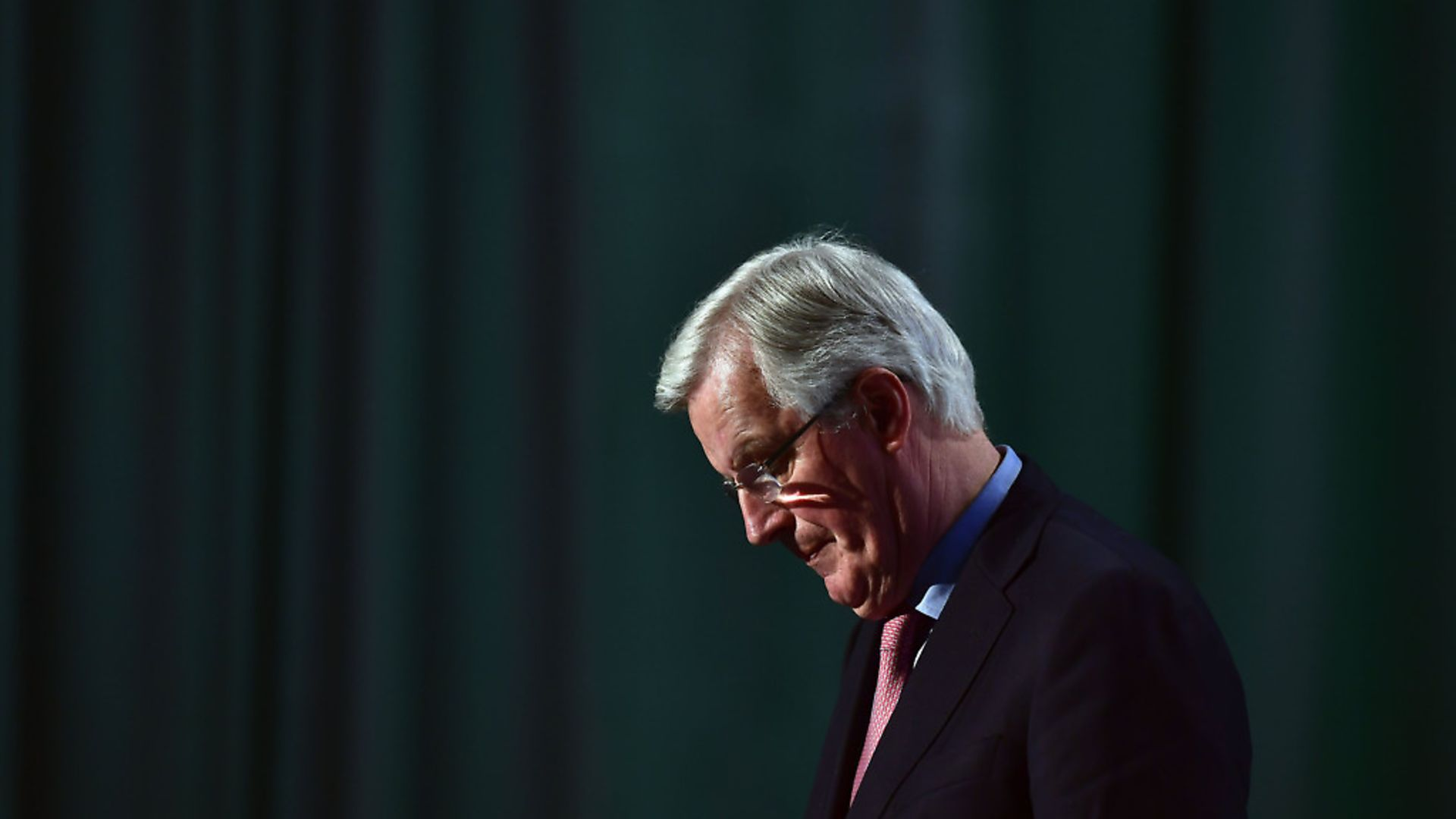 EU Chief Negotiator on Brexit Michel Barnier (Photo by Charles McQuillan/Getty Images) - Credit: Getty Images