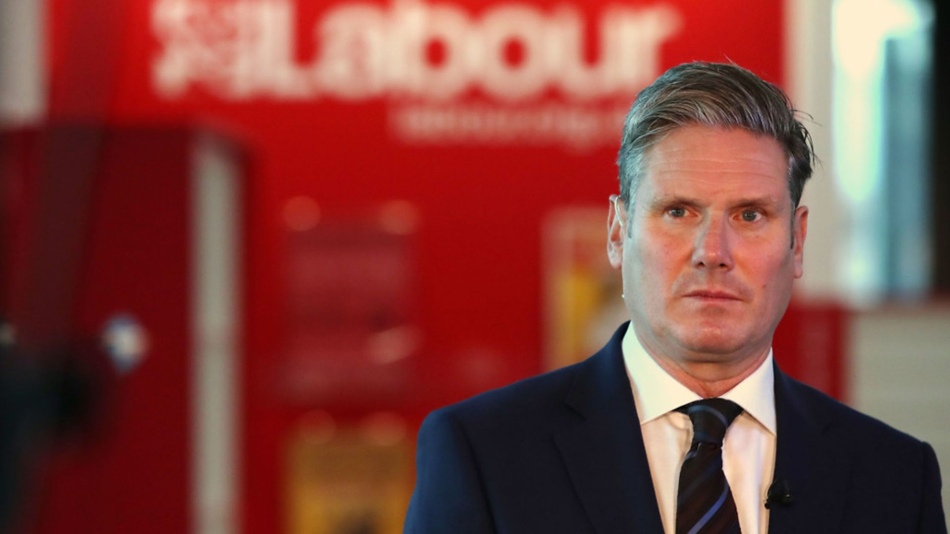 Another poll has shown Sir Keir Starmer as being viewed as a better leader than Boris Johnson. - Credit: PA