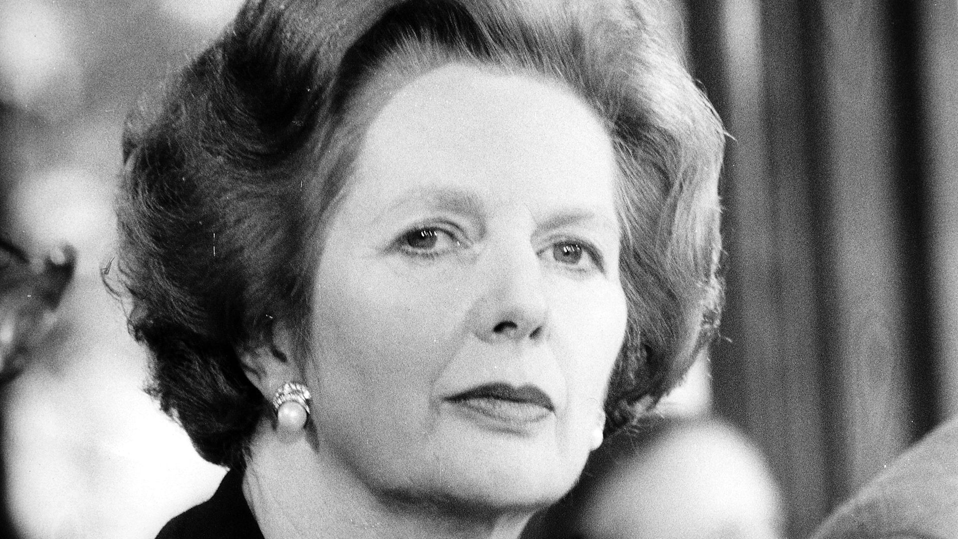Former prime minister Margaret Thatcher - Credit: Knippertz/ullstein bild via Getty Images